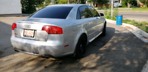 2006 audi s4 TIMING DONE 350hp v8 6speed awd