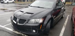 Pontiac G8 2009 127000km