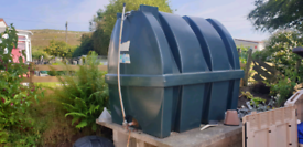 Oil Tank FREE TO COLLECTOR