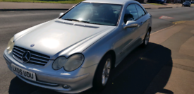 2005 Mercedes Benz CLK 270 CDI Diesel, Automatic, Coupe ,