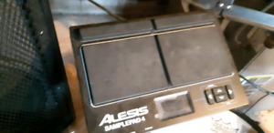 Alexis sample pad