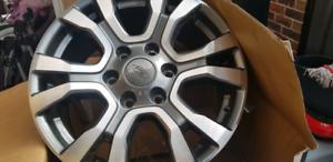 Ford ranger wheel's price $500