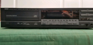 Yamaha CDX710U CD player