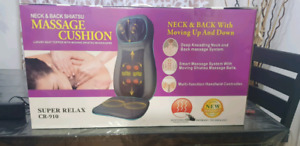 Brand New in Box Super Relax Neck & Back Massager