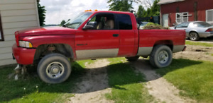Looking for a 2nd gen dodge ram 2500 frame