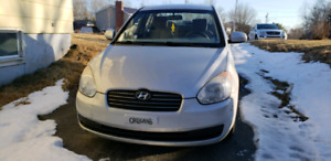 Hyundai Accent in great shape $3,600