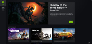 GeForce NOW BETA for sale