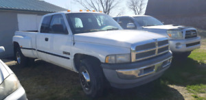 1999 dodge ram dually