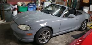 Mx5 miata 2000 nardo gray