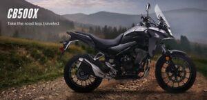 2018 Honda CB500XAJ