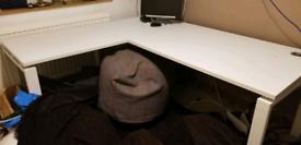 Desk, office table