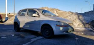 2006 Chevrolet Aveo 5