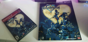 PS2 Kingdom Hearts game & strategy guide