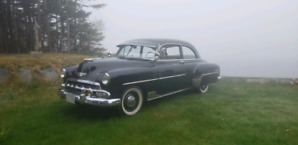 1952 chev deluxe,  2 door  SOLD  SOLD