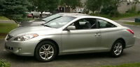 2005 Toyota Solara Coupe (2 door)