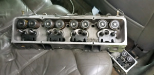 383 Stroke Kit and brodix aluminum heads