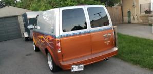1991 Chevrolet Astro Van