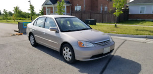 2002 Honda Civic LX - CERTIFIED