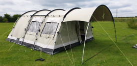 Polly cotton tent