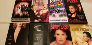 Musical  VHS Movies