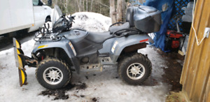 700 TRV Arctic Cat ATV