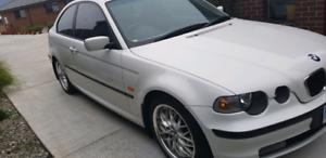 BMW 318ti swap/sell