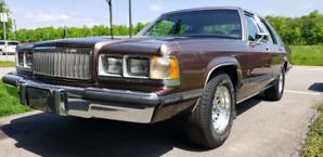 1989 Mercury Grand Marquis