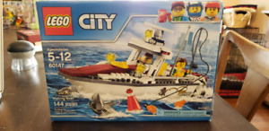 Assorted Lego Sets with boxes