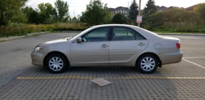 2005 Toyota Camry+only 45,000kms+Mint condition+No accident