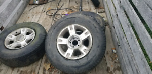 4 Roues Ford Explorer 5x114.3 5x4.5