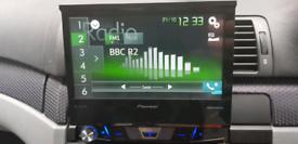 "Pioneer AVH-X7800BT 1 DIN 7"" Flip Out Radio"
