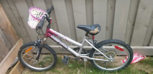 Girls 20' bike