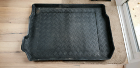 Nomad Auto Tailored Fit Heavy Duty Durable Black Boot Liner Tray Mat Protector for Mercedes E Class Saloon 2009 on