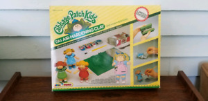 Cabbage Patch Kids DAS Air-Hardening clay mold and paint set