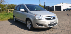 24/7 Trade Sales Ni Trade Prices For The Public 2010 Vauxhall Zafira 1