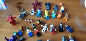 Lego figures £2 each