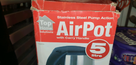 AirPots Flasks