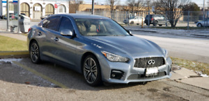 2015 Infiniti Q50 Sport Tech Package w/ Navigation