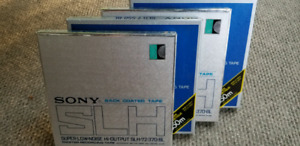 4 new recording tapes reel to reel - Sony