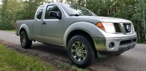 4x4 Nissan Frontier