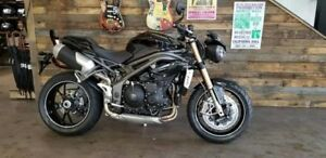 2016 Triumph Speed Triple S ABS