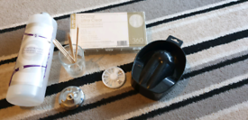A.S.P Crystal Nail tips + accessories