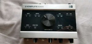 Komplete Audio 6 DAC