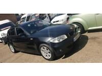 2005 55 BMW 120D - 3 Month Warranty