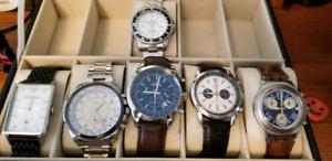Men's watches/montres pour homme