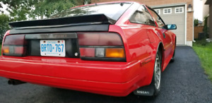 Classic RARE 1986 Nissan 300ZX Turbo. Priced for quick sale!!!