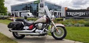 2007 Kawasaki Vulcan 900 Classic VN900