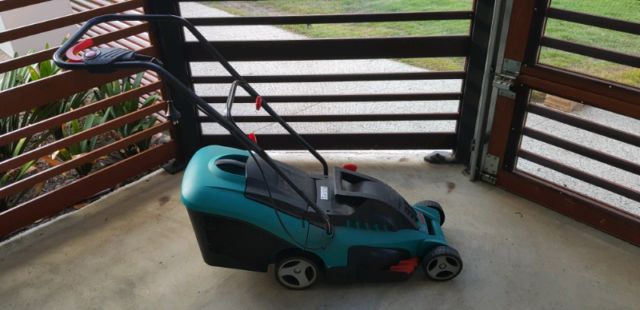 Bosch Corded Electric Mower Lawn Mowers Gumtree