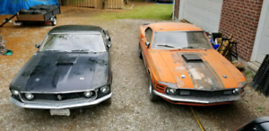 1969 or 1970 MACH 1 MUSTANG