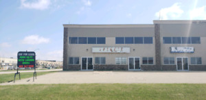 Warehouse with Loading Docks for Lease